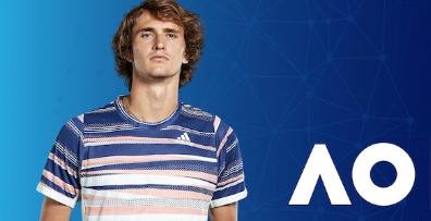 Australian Open Player Alexander Zverev